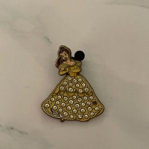 Belle Disney Pin